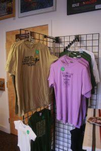 PW T-shirts