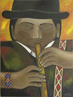 flute-shaman