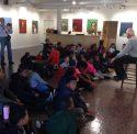 Dr. Weeks School Gallery Visit