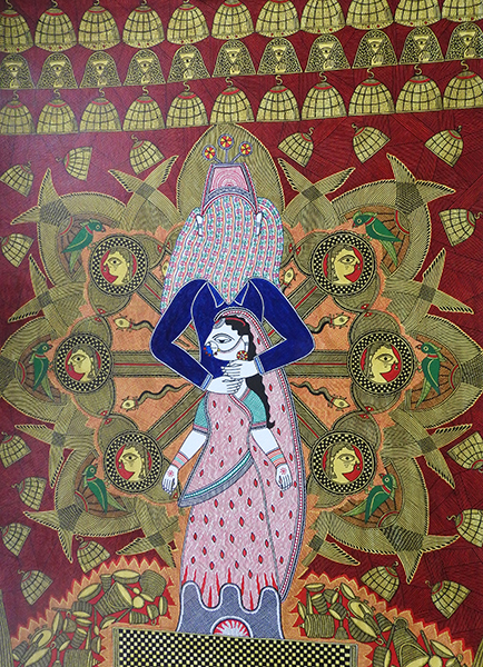 FROM GODS TO SOCIAL JUSTICE Indian Folk Artists Challenging