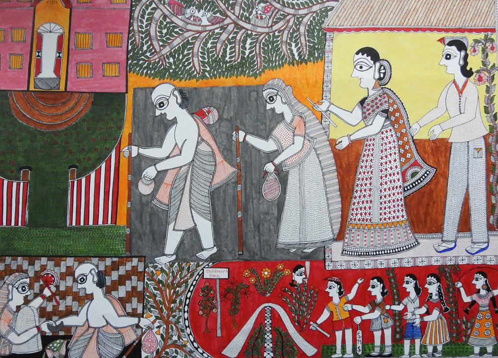 Evicting The Elders By Rani Jha
